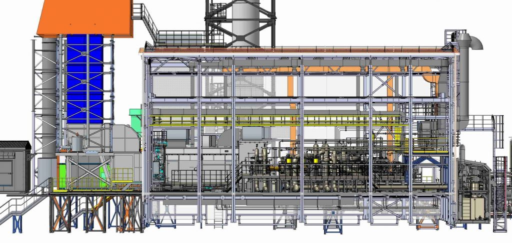 3 boyutlu çizim, modelleme, tasarım, tesis, borulama, çelik yapı